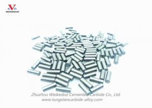 China Customized Round Tungsten Carbide Rod Hollow / Solid on sale