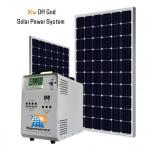 GPOWER 1000Watt Solar Power Generator Kit Rooftop Renewable Energy Generating System
