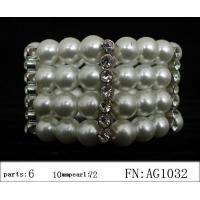Factory Price Pearl Bangles/Bracelets, Austria Artificial Women Pearl Bracelet/Bangles