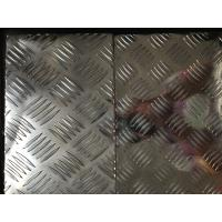 China Aluminum Alloy Diamond Checker Plate Light Weight With Good Forming Performance on sale