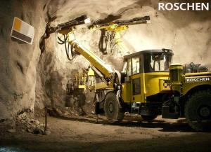 China Underground mining Water Drilling Rig for Drilling and Blasting hole Drilling Ri on sale