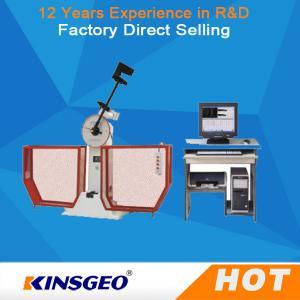 China 2124×600×1340mm Size Plastic Testing Equipment , Plastic Pipe Hydrostatic Pressure Testing Machine on sale