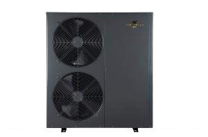 China MG-050KFLW EVI low temperature air source heat pump for hot water, cooling and heating, 1110*490*1260 on sale