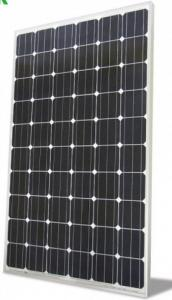 China Full Power Mono Cell Solar Panel 315W 36V Working Voltage For Home Roof on sale