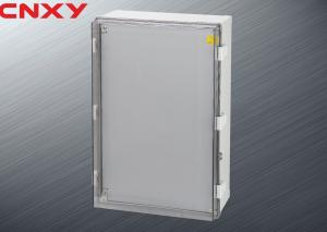 China Hardness Electrical Distribution Box , Electric Meter Enclosure M7 604022T on sale