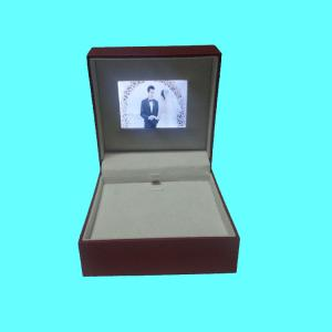 China Digital jewelry box, diamond engagement ring box, wedding jewelry box, jewelry box on sale