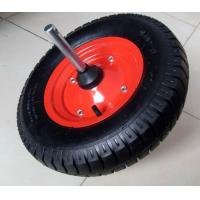China 12 inch rubber wheels on sale