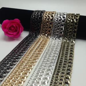 China Metal Chain Link Curtain /Decorative Chain Link /Luggage chain /Bag Chain Link/ Jewelry chain on sale