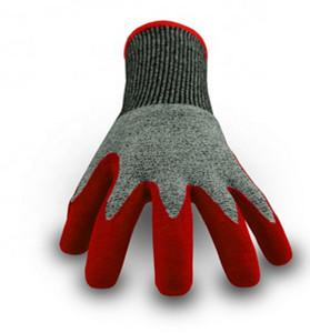 China Anti Cut PPE Protective Gloves , Level 5 Safety Work Gloves Mining Industry on sale