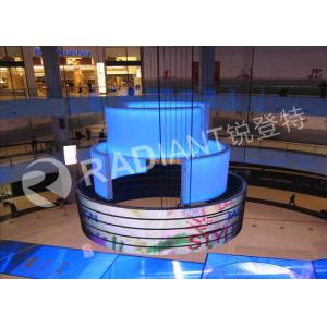 China shenzhen P6 Indoor LED Display Flexible Fixed Led Screen SMD 2020 on sale