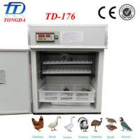 CE Approved Incubator for eggs