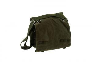 China Durable Olive Drab Waterproof Messenger Bag , Canvas Tactical Messenger Shoulder Bag on sale
