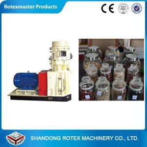 China 400-50kg/h Wood Pellet Machine , wood pellet production equipment on sale