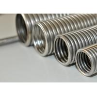 China High Temperature Corrugated Flexible Metal Hoses Annular For Convey on sale