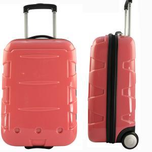 China La caja rosada de la carretilla del ABS linda continúa bolsos del viaje del equipaje de la PC de 28 pulgadas on sale