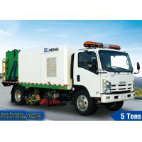 5600L Road Sweeper Truck Truck Special Purpose Vehicles