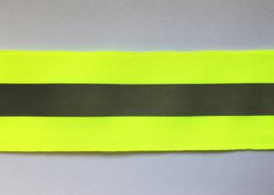 China 3m Clear reflective tape for clothing Custom heat transfer printed reflective tape for garment on sale