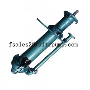 China Chemical used corrosion resistant vertical slurry pump on sale