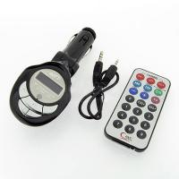Car Mp3 Player Fm Transmitter Usb Pen Drive / Sd / Mmc Slot Electronics Products