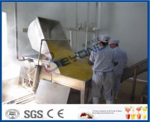 China Milk Pasteurization UHT Milk Processing Line For Uht Milk Production Process on sale