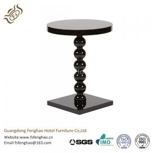 China Villa / Resort Contemporary End Tables Ash Wood With High Gloss Paint on sale