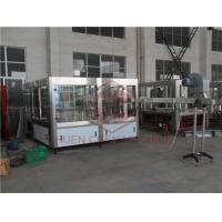 Sparkling Water Carbonated Drink Production Line / Soda Beverage Bottling Equipment