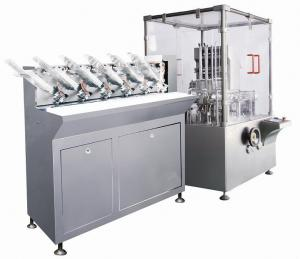 China High Speed Vertical Automatic Cartoning Machine For Powder Sachet Packaging on sale