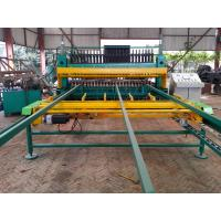 Reinforcing Wire Mesh Production Line / Welded Wire Mesh Welding Machine