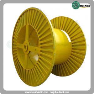 China Corrugated steel spool for wire stranding machine Big steel corrugated spool on sale