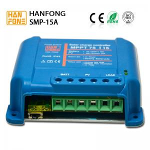 China 15A Solar MPPT Charge Controller Security For Home Solar Panel Regulator on sale