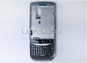China BlackBerry Torch 9810 Full Housing For BB Cellular Phone Replacement on sale