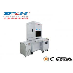 China JCZ Control Software Green Laser Marking Machine Electronic Components Applied on sale