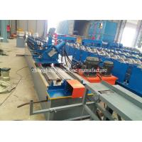 10 Forming Stations Drywall Stud And Track Forming Machine Producting C Z U L Channel