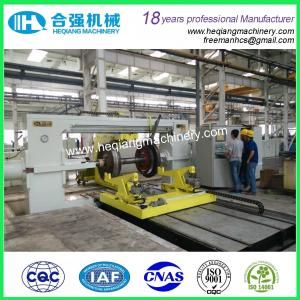 China Automatic micro-control Hydraulic Wheel Press machine, Wheelset Mount/Demount Press for railway vehicle maintenance on sale