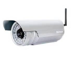 China Bullet HD Wireless Home Security Cameras Weatherproof , IR-Cut on sale