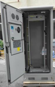 China DDTE082:Outdoor Telecom Enclosure,With Air Conditioner,PDU,Temperature Control Switch,IP55 on sale