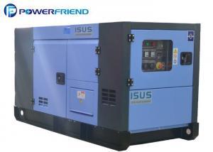 China 12kw 15kva FAWDE Super Silent Diesel Generator Gen - set 60db on sale