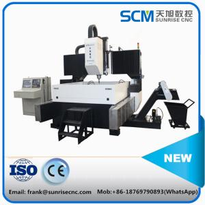 China High speed cnc drilling machine; drilling machine for flanges; drilling machine for tube sheets; customer need drilling on sale