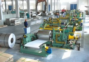 China Metal Sheet Aluminium Slitting Machine Max 28 Tons ZJY Automatic High Precision on sale