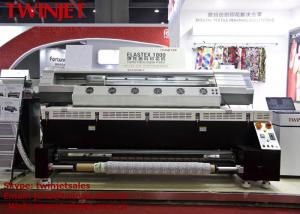 China Textile Fabric Printer TWINJET ELASTEX 1800 Elastic Fabric Digital Printer Inkjet Textile Printing Equipment on sale