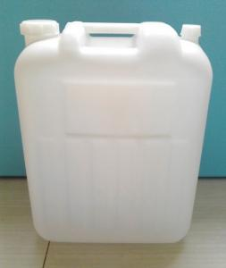 China Double blow molding barrels Screw Cap Sealing Type HDPE Jerrycans on sale
