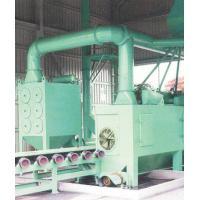 Cleaning Steel Pipe Shot Blasting Machine , Carbon Steel Shot Blasting Equipment