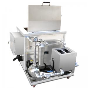 China Adjustable Power Ultrasonic Cleaning System Separate Generator Control on sale