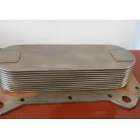 CAT C9 Engine Oil Cooler / Diesel Oil Cooler Fit Caterpillar Excavators E336D E330C