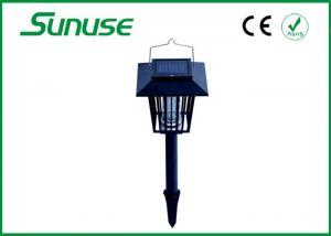 China High Effiency 0.16W ABS Solar Pest Killer Light For Garden on sale