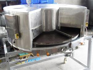 China Small Compact Pita Bread Oven on sale
