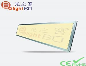 China Energy Saving Recessed Led Panel Light /  Kitchen Ceiling Lighting Fixtures on sale