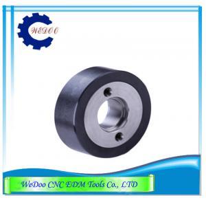 China Piezas de cerámica del rodillo X054D413G51 EDM de la polea del rodillo de pellizco de M403 Mitsubishi EDM on sale