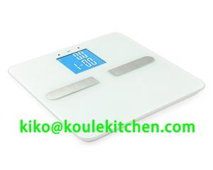 China digital body fat analyzer scale , Bathroom Scales on sale