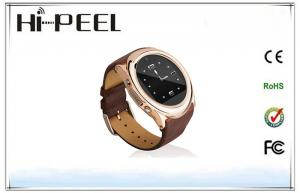 China Quad Band Watch Phone 1.6inch Touch Screen With Camera Wrist Watches Cell Phone on sale